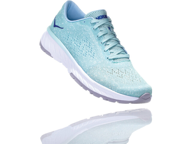 Hoka One One Cavu 2 Buty do biegania Kobiety, lichen/sodalite blue